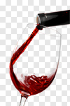 Сlipart Wine Wineglass Red Wine Glass Pouring photo cut out BillionPhotos