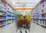 Сlipart Supermarket Shopping Cart Groceries Shopping Aisle photo  BillionPhotos