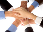 Сlipart Human Hand Teamwork Business Cooperation People photo  BillionPhotos