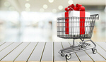 Сlipart Shopping Cart Christmas Shopping Gift E-commerce   BillionPhotos