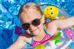 Сlipart Child Summer Swimming Pool Family Vacations photo  BillionPhotos