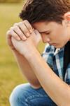 Сlipart pray worship christian god young photo  BillionPhotos