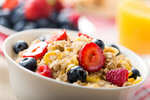 Сlipart oatmeal vegan breakfast heap grain photo  BillionPhotos
