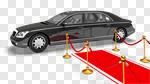 Сlipart Limousine Red Carpet Car Luxury Carpet 3d cut out BillionPhotos