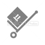 Сlipart Box Cardboard Box Shipping Box Package Cardboard vector icon cut out BillionPhotos
