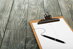 Сlipart Checklist on desk Checklist criteria Clipboard Questionnaire   BillionPhotos