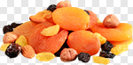 Сlipart Trail Mix Dried Fruit Nut Variation Fruit photo cut out BillionPhotos