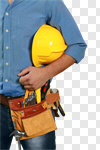 Сlipart Construction Occupation Manual Worker Working Safety photo cut out BillionPhotos