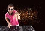 Сlipart Party DJ Hip Hop Men Music Rap   BillionPhotos
