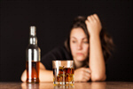 Сlipart alcoholism alcohol alcoholic drug woman photo  BillionPhotos