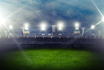 Сlipart stadium soccer field night american vector  BillionPhotos