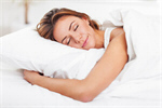 Сlipart Woman sleeping Sleeping Women Bed Happiness photo  BillionPhotos