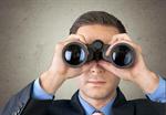 Сlipart Binoculars Surveillance Business Strategy Marketing   BillionPhotos