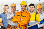 Сlipart Construction Worker Manual Worker Construction Craftsperson Building Contractor   BillionPhotos