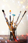 Сlipart brush paint artistic artist watercolor   BillionPhotos