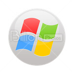 Сlipart Windows Microsoft Windows Sign Illustration Corporation vector icon cut out BillionPhotos