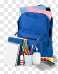 Сlipart backpack for school school backpack back background photo cut out BillionPhotos