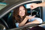 Сlipart Car New Buying Women Key photo  BillionPhotos