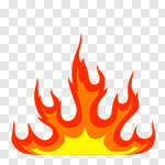 Сlipart fire flame heat warm temperature vector cut out BillionPhotos