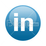 Сlipart linkedin linked in Sharing Bookmark Add vector icon cut out BillionPhotos
