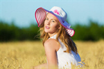 Сlipart woman fashion model hat young photo  BillionPhotos