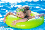 Сlipart water park slide aquapark kid photo  BillionPhotos