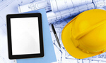 Сlipart Construction Work Tool Plan Hardhat Planning   BillionPhotos