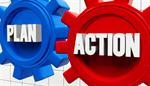 Сlipart Planning Plan Action Strategy Business 3d  BillionPhotos