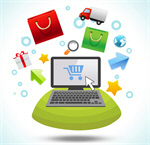 Сlipart E-commerce Shopping Internet Retail Customer vector  BillionPhotos