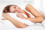 Сlipart Sleeping Women Bed Pillow Duvet photo  BillionPhotos