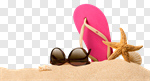 Сlipart beach travel background concept summer photo cut out BillionPhotos