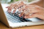 Сlipart e mail spam keyboard laptop   BillionPhotos