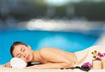 Сlipart spa woman relaxing care skin   BillionPhotos