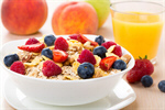 Сlipart Breakfast Cereal Healthy Eating Milk Granola photo  BillionPhotos