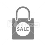 Сlipart Shopping Bag Bag Shopping Package Paper bag vector icon cut out BillionPhotos