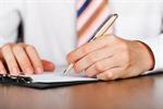 Сlipart Writing Letter Financial Advisor Business Paperwork photo  BillionPhotos