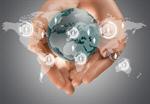 Сlipart Business Environment Human Hand Globe Energy   BillionPhotos