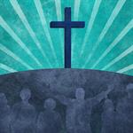 Сlipart Easter Praying Cross Cross Shape Christianity vector  BillionPhotos