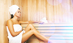 Сlipart Woman in Sauna Hotel Women Spa Treatment Health Spa   BillionPhotos