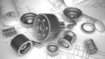 Сlipart Engineer Engineering Plan Machine Part Blueprint 3d  BillionPhotos