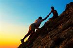 Сlipart Assistance Mountain Climbing Rock Climbing Human Hand Mountain photo  BillionPhotos
