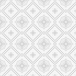 Сlipart Textured floral square Canvas Seamless vector seamless BillionPhotos
