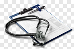 Сlipart Stethoscope Clipboard Healthcare And Medicine Doctor Medical Exam photo cut out BillionPhotos