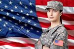 Сlipart Armed Forces Military Female Women Veteran   BillionPhotos