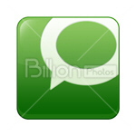 Сlipart technorati Social Media social button Sharing Bookmark vector icon cut out BillionPhotos
