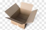 Сlipart Box Package Cardboard Box Brown Cardboard photo cut out BillionPhotos