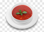 Сlipart Soup Tomato Soup Bowl Tomato Isolated photo cut out BillionPhotos