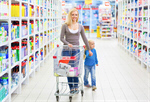 Сlipart Supermarket Groceries Shopping Shelf Store photo  BillionPhotos