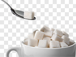 Сlipart Sugar Sugar Cube Cube Cup Unhealthy Eating photo cut out BillionPhotos