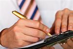 Сlipart Writing Pen Clipboard Handwriting Human Hand photo  BillionPhotos